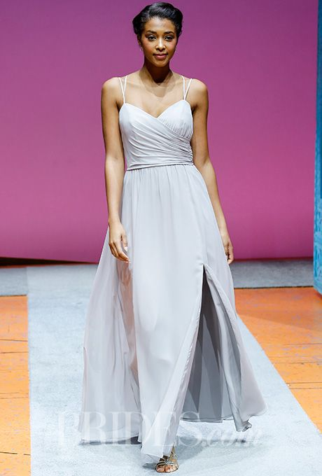 Brides.com: . Bridesmaid dress by Alfred Angelo