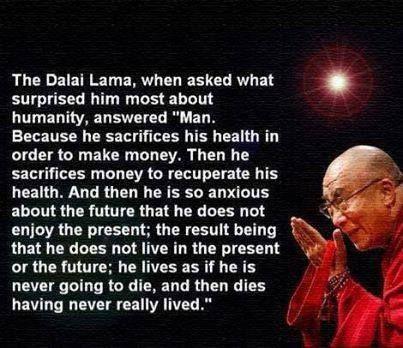 Dalai Lama #Quote #Truth