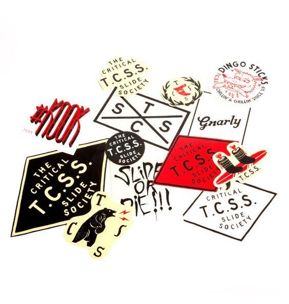 TCSS Sticker Pack