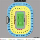 Ticket  4 Tickets Notre Dame Fighting Irish vs Duke Blue Devils Football 9/24 Sect-13 #deals_us