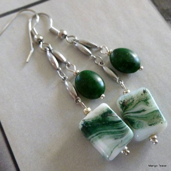 Matisse Mellow Earrings by MangoTease