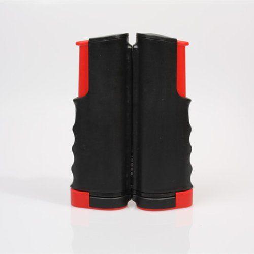 Lixada tragbar einziehbar teleskopisch Tischtennis Net-Rack Ersatz Ping Pong Kit