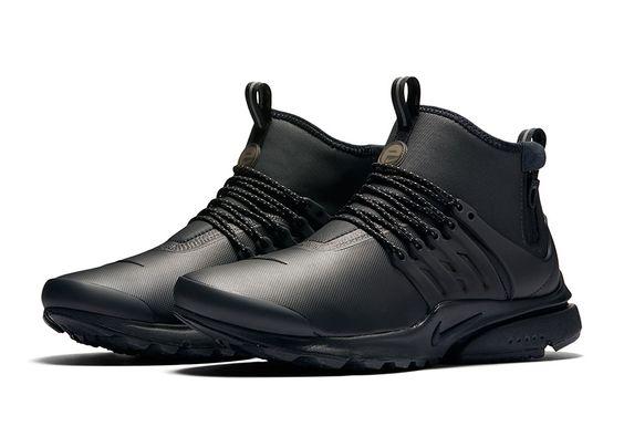 sale retailer 0b9ef 17bd3 Nike Officially Unveils the Air Presto Mid Utility   Kick Game Proper    Pinterest   Tenis, Zapatillas y Zapatos