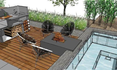 Minipool Fur Terrasse In Munster Kaufen Rivierapool C Side Riviera Pool Pool Pool Im Garten