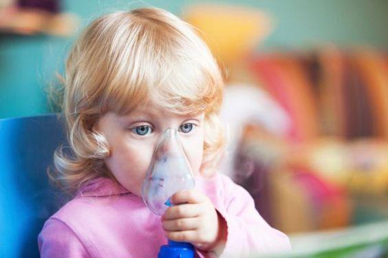 Cómo aliviar los síntomas de asma en los más pequeños. Claves para prevenirlas...