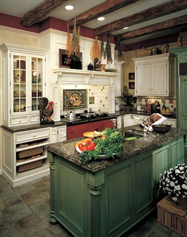 Outstanding Comfortable Kitchen Cabinet