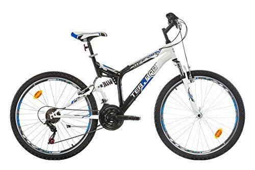 Terrano MARLIN Dual Suspension Mountain Bike, 26 inch wheels 18 sp. Shimano…