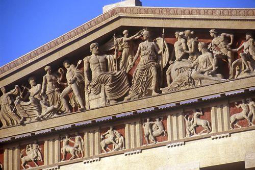 The Acropolis of Athens, Greece, 447 to 406 b.C. | José Miguel Hernández Hernández