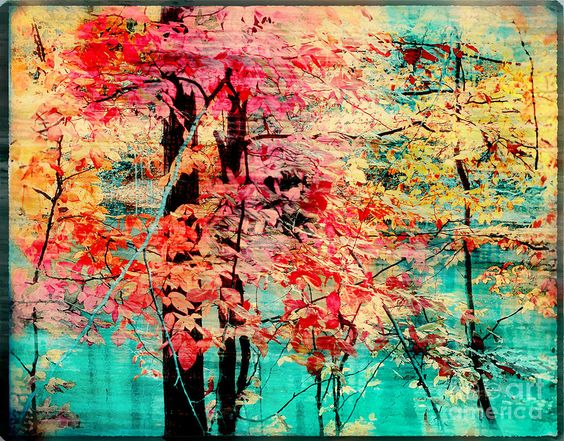 Autumn Tapestry Photograph by Gina Signore - Autumn Tapestry Fine Art Prints and Posters for Sale