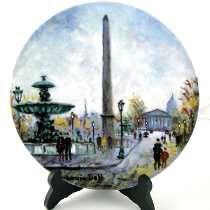 Decoração em porcelanas