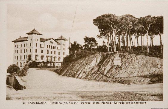 Barcelona. Roisin Besnard, Lucien 1876-1942 — Fotografía — 1905?
