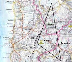 Triangulo Litio