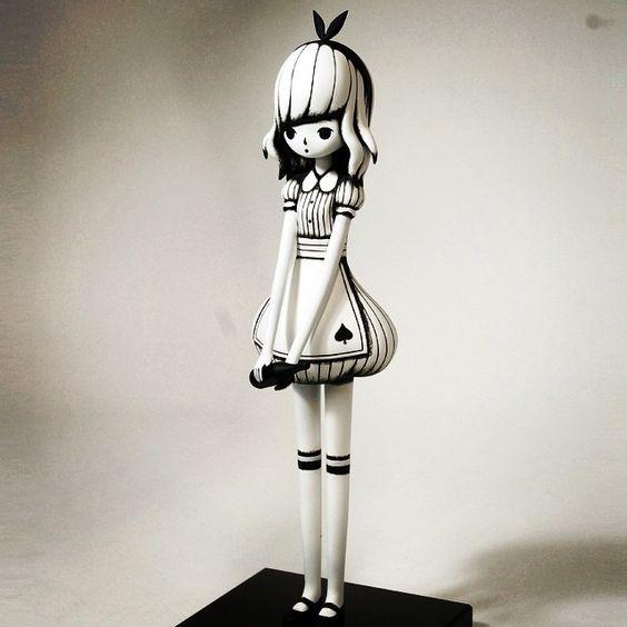 Alice Alice (Delos Nim) by Delos Nim | Trampt Library
