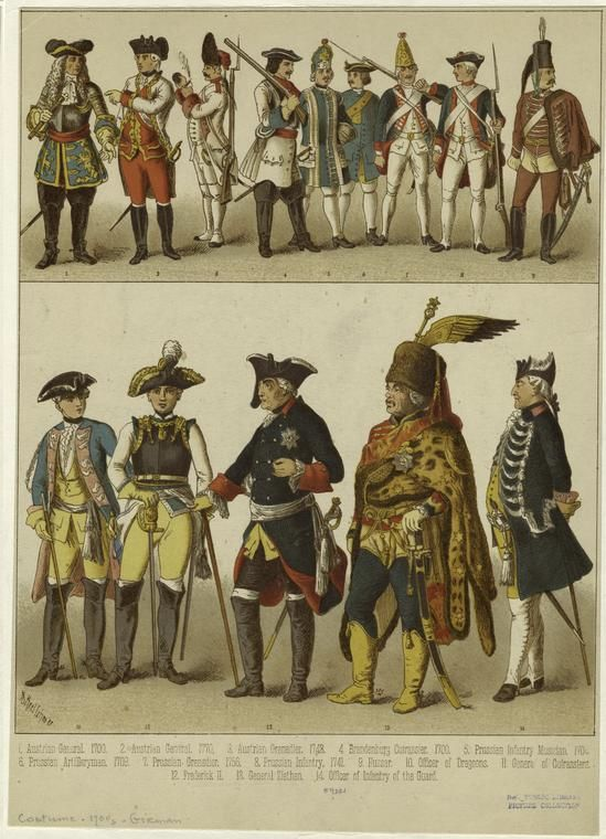 Prussian Military Uniform 83