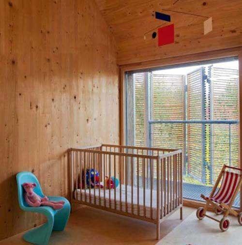 wood modern baby nursery furniture