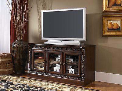 Ashley North Shore Living Room Entertainment Center Wall Unit Tv