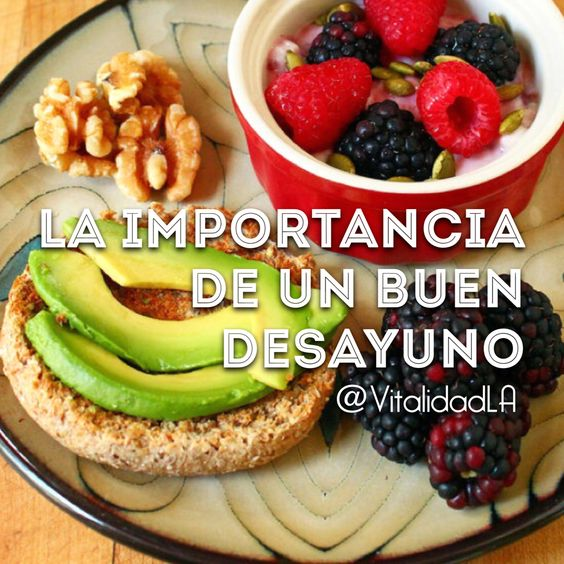 Por que es importante comenzar el día con un buen desayuno? Averiguarlo: http://instagram.com/p/tsLjfgQ966/
