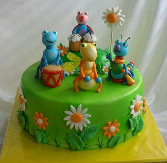 Bugs Bunny Birthday Cake Ideas