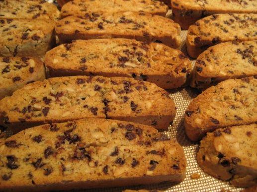 "mandelbrot - ""nut bread"" aka jewish biscotti..."