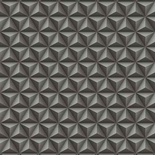 Papel De Parede Triangulo 3d Branco 0 58 X 3 00m 1 Rolo R 59 99 Em Mercado Livre Papel De Parede Geometrico Parede Geometrica Papeis De Parede 3d