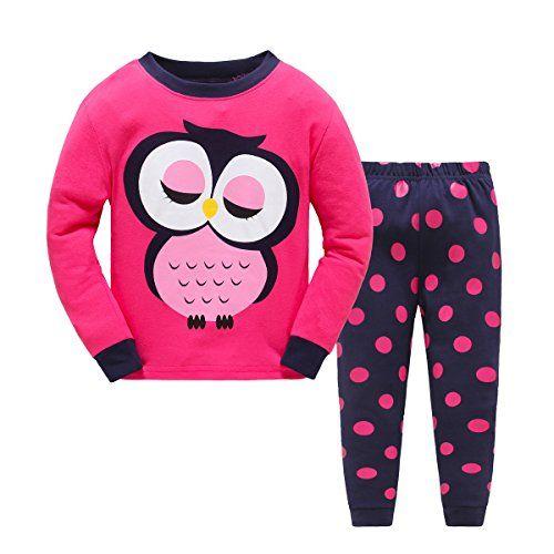 Children Pajamas Boys Pjs Cotton Toddler Kids Sleepwear Set