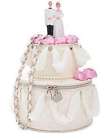 Betsey johnson wedding purse Sooo cute!!!!