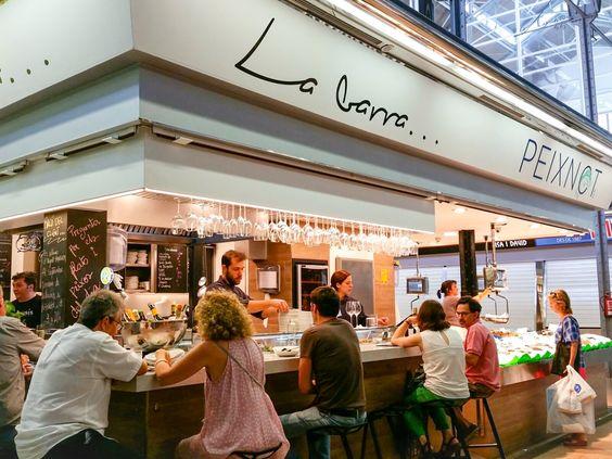 Barcelona dise o de tienda and interiores on pinterest - Diseno de interiores barcelona ...