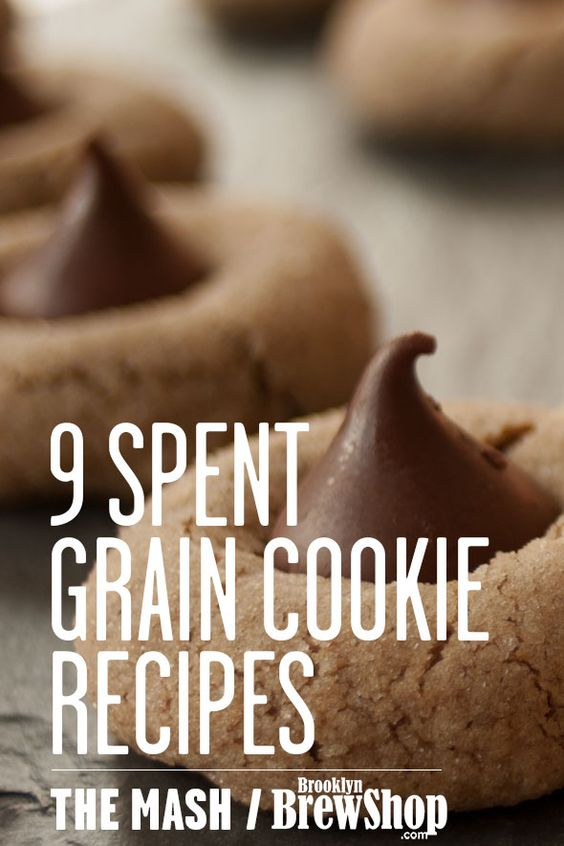 9 Spent Grain Cookie Recipes: Madelines, Biscotti, Thin Mints and More!