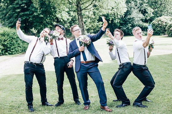 #groomsmen #pretty #vintage #wedding #pastell