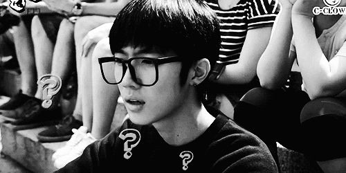Confused T.k