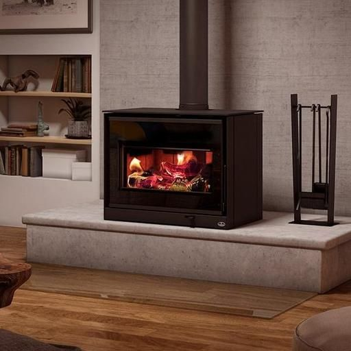 Osburn 2000 Wood Stove With Blower Freestanding Fireplace Wood Stove Wood Stove Hearth