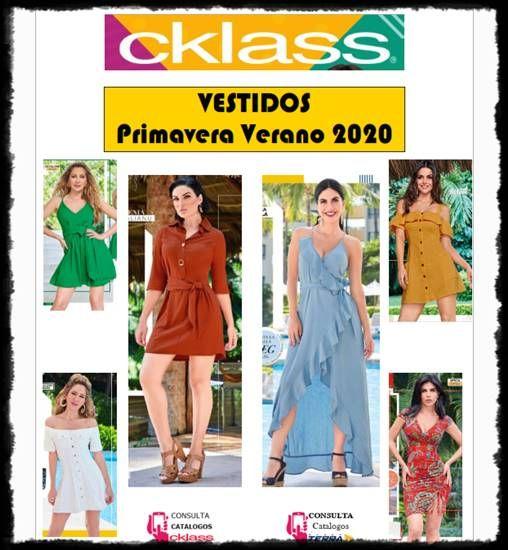 Folleto Virtual Vestido De Cklass Pv 2021 Vestidos Cklass Cklass Ropa Catalogo De Vestidos
