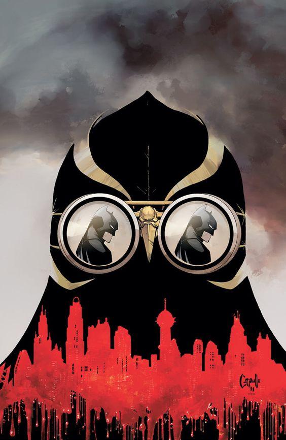 Batman #4   Cover by Andy Kubert