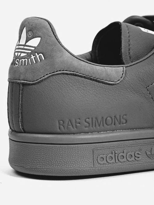 adidas x Raf Simons Stan Smith: Grey