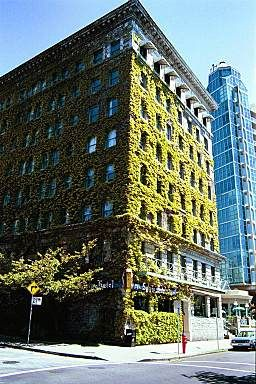The Sylvia Hotel-Vancouver