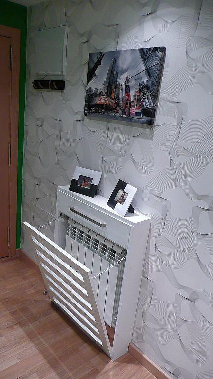 Necesito ideas decorativas para disimular los radiadores for Como purgar radiadores de calefaccion