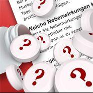 Diazepam-Nebenwirkungen erfordern gründliche Patienteninformation