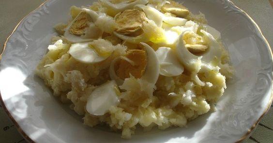 Recetas típicas: De Castilla la Mancha la receta de ATASCABURRAS  www.hagamoscosas.com y siguenos en facebook: https://www.facebook.com/hagamoscosas