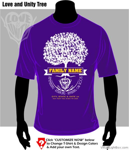t shirt cafe african american family reunion t shirt designs - Family Reunion Shirt Design Ideas