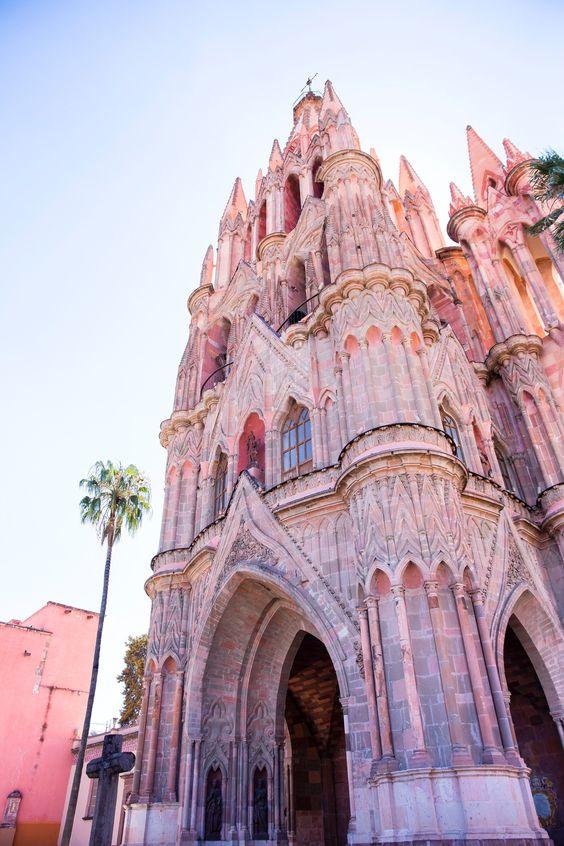 Charming San Miguel de Allende.