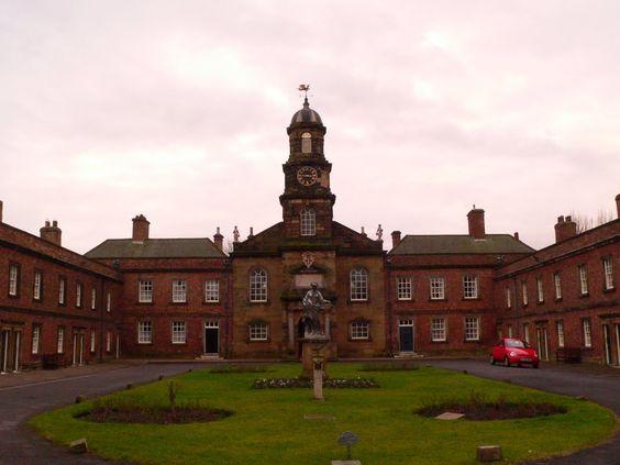 Sir William Turner's Almshouses, Kirkleatham.