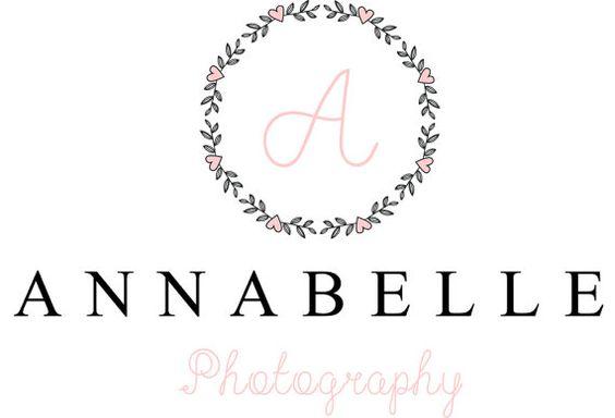 Premade feminine photography logo \ more by DesireChanteuseShop - photography order form