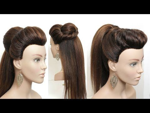 10 2 Easy And Simple Harstyles For Girls Youtube Long Hair Styles Hair Styles Hair
