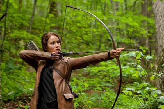 compete for a job like you are in the hunger games.