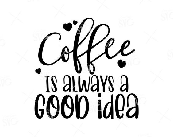 Coffee quotes for your Bullet Journal