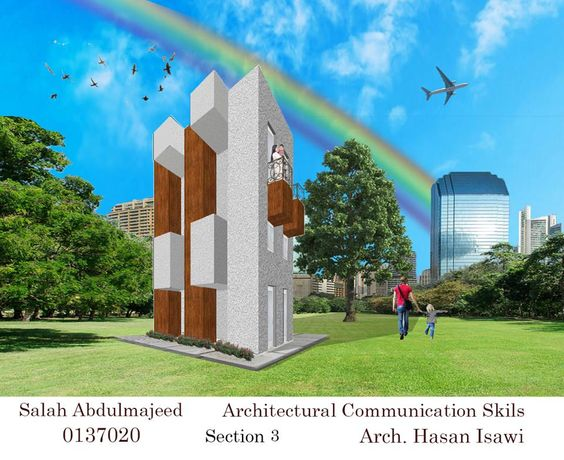 Salah Abdulmajeed‎Architectural Communication Skills-: