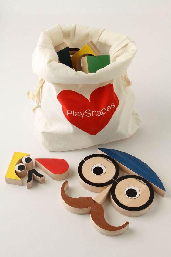 Imaginativa selección de juguetes de diseño que tu hijo no olvidará…