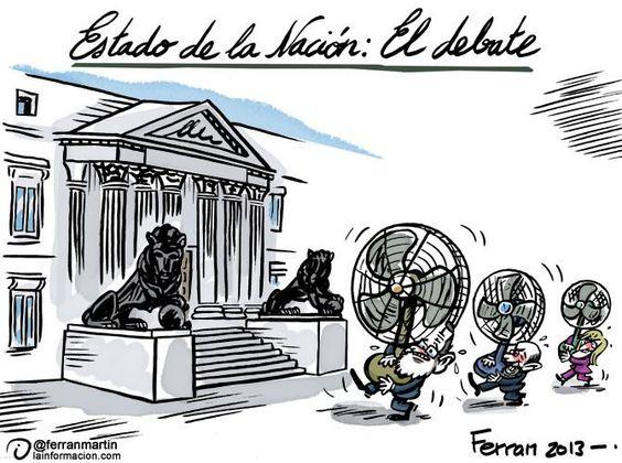 Estado de la Nación: el debate