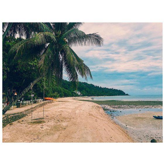 Ko Chang/ Kai Bae Beach, Thailand #kochang #thailand #kaibae