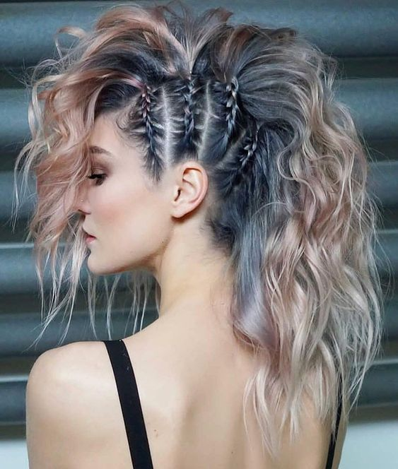 Coiffure Inspiration Amazone Hair Styles Hair Hairstyle